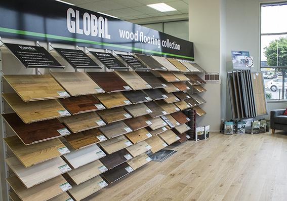 Hard Flooring Display