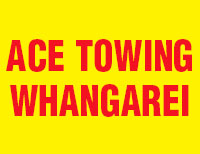 Ace Towing Whangarei