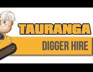 Tauranga digger hire