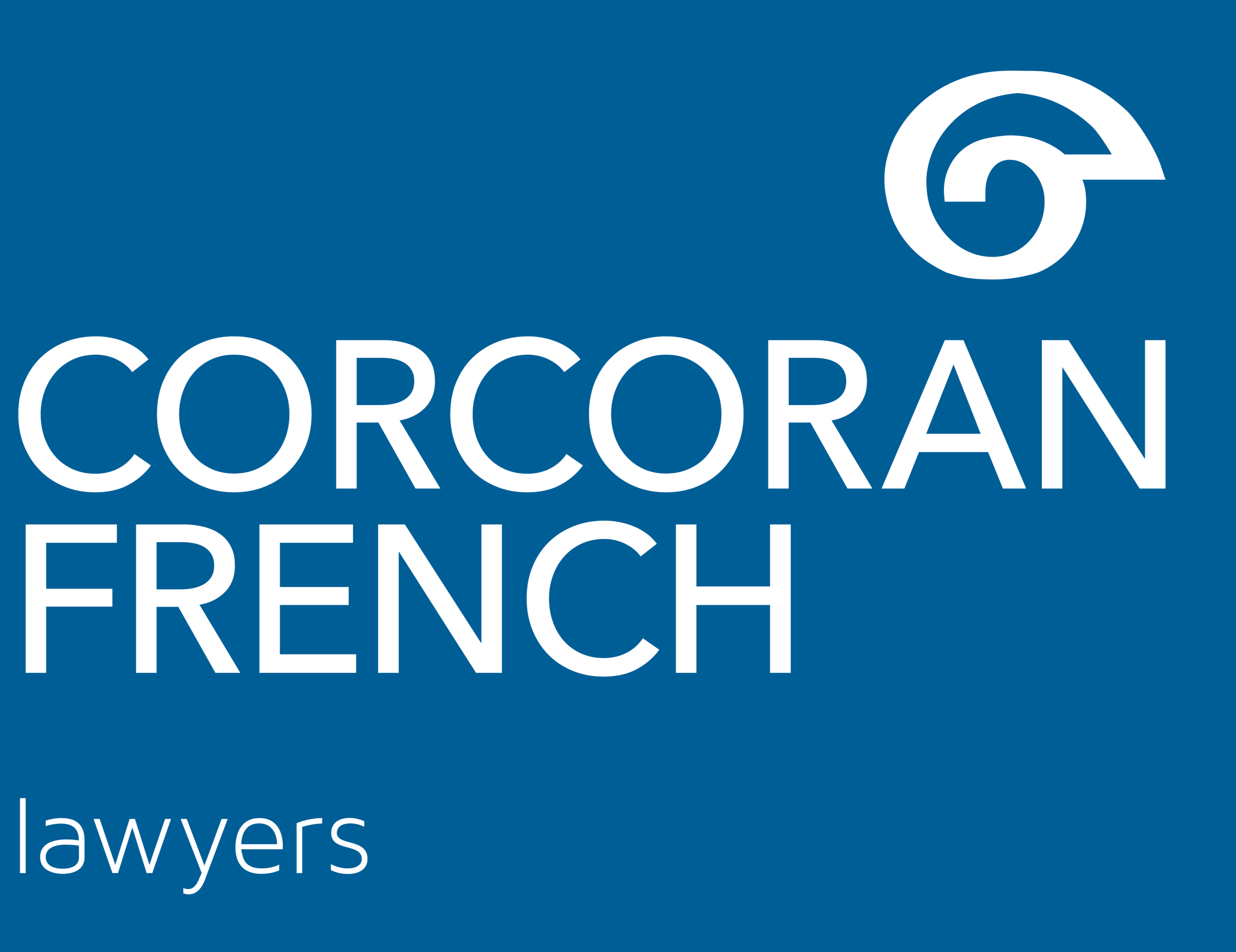 [Corcoran French Lawyers]