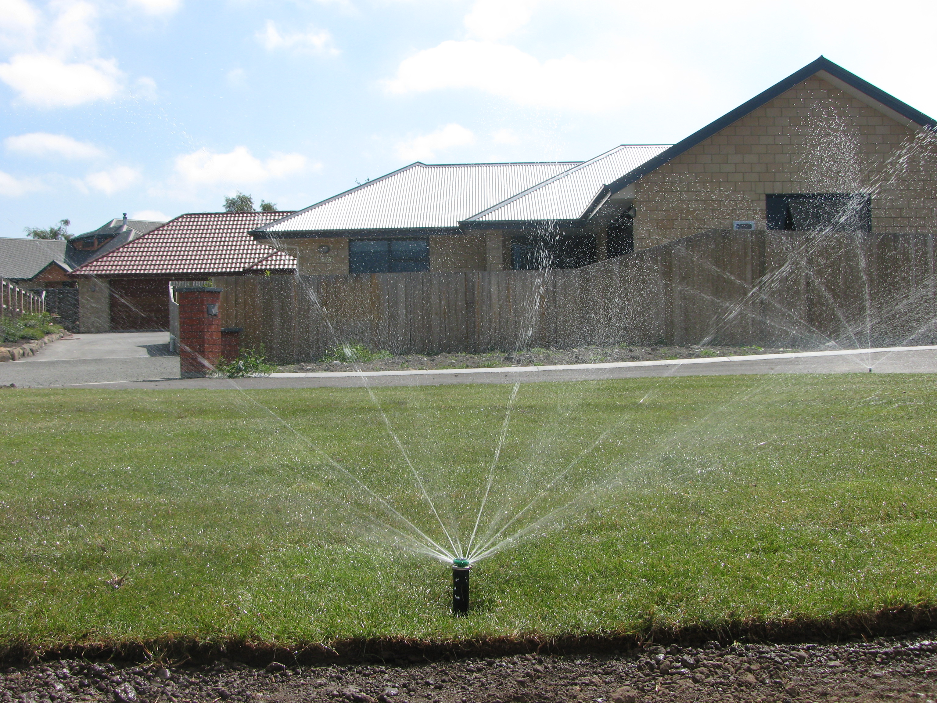 Irrigation/Watering Systems