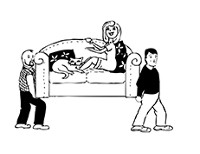 Gisborne Furniture Removals