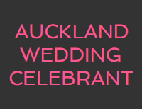 Auckland Wedding Celebrant