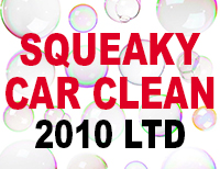 Squeaky Car Clean 2010 Ltd