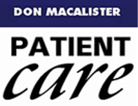 Don Macalister Patient Care