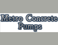 Metro Concrete Pumps
