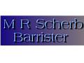 M R Scherb Barrister