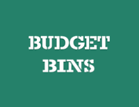 Budget Bins