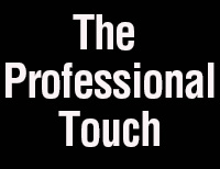 The Professional Touch