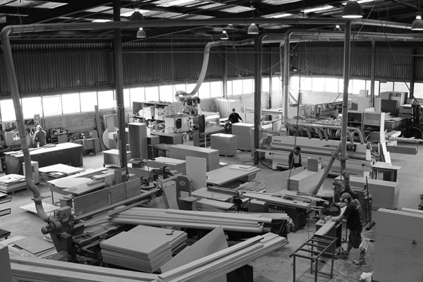 Large Furniture manufacturing in Onehunga, Auckland