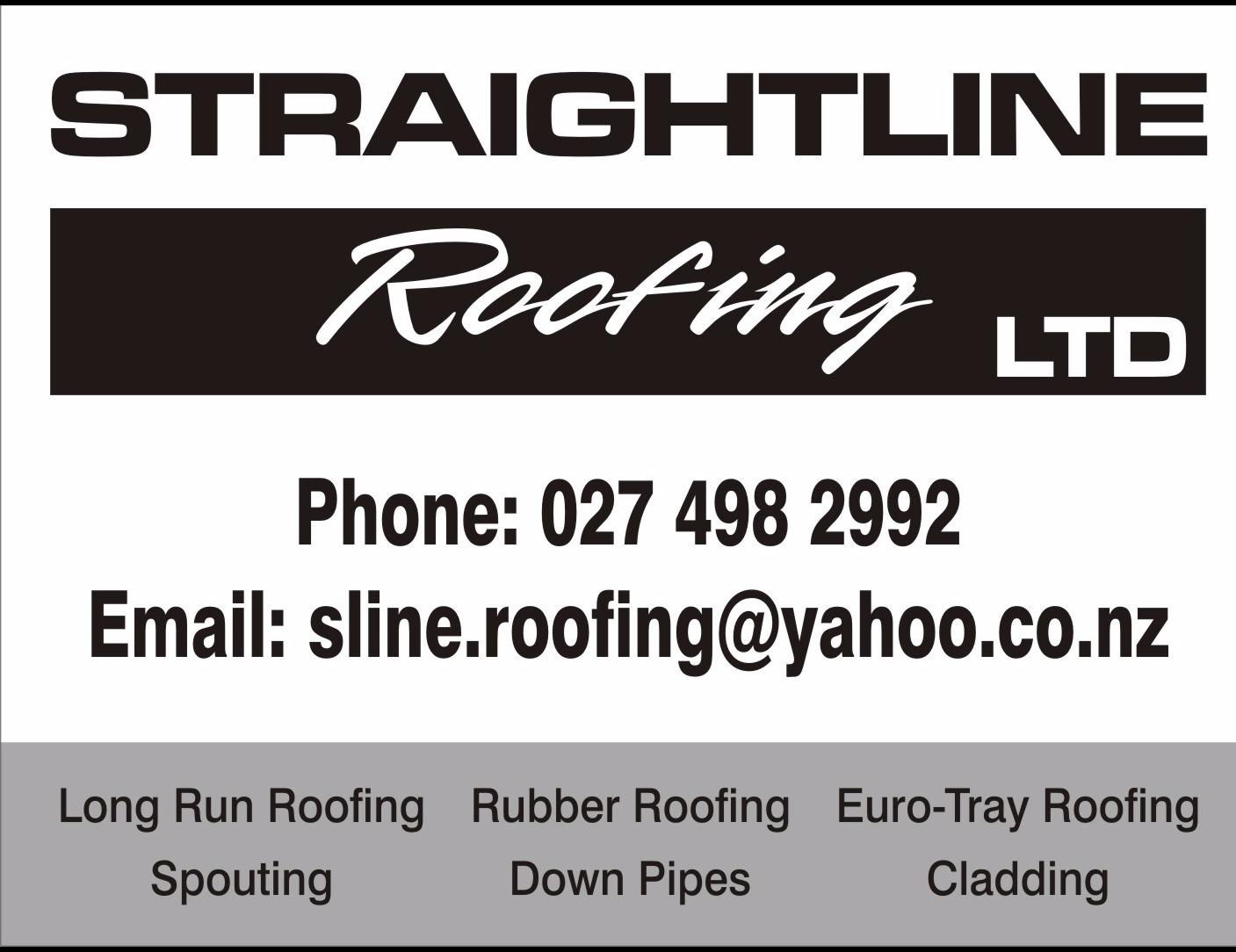 Straightline Roofing Ltd