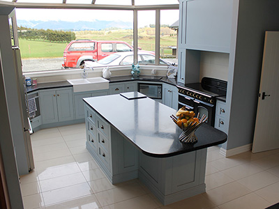 Dream Range Kitchen