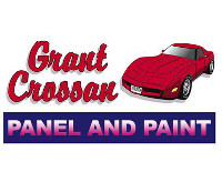 Grant Crossan Panel & Paint