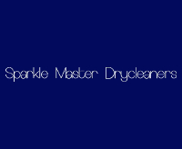 Sparkle Master Drycleaners