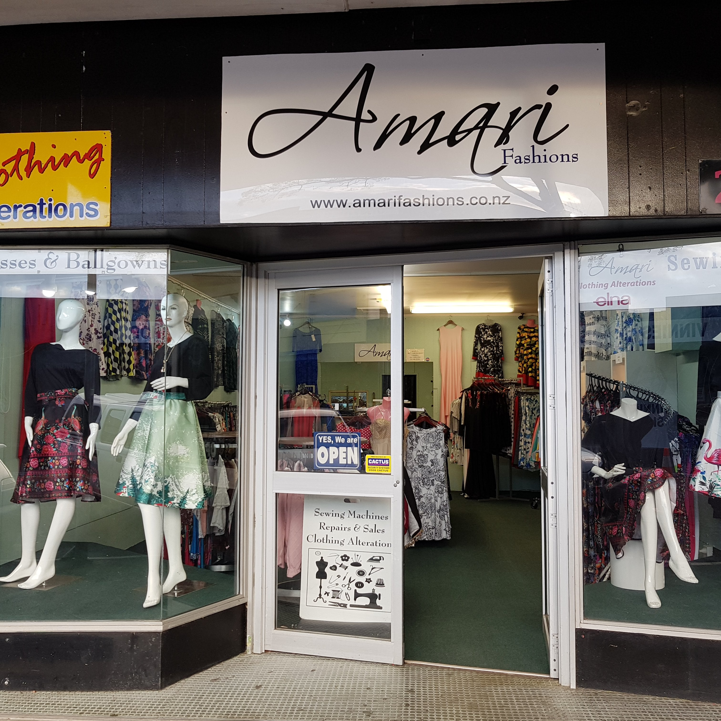 Jay Sewing Service/Amari fashions