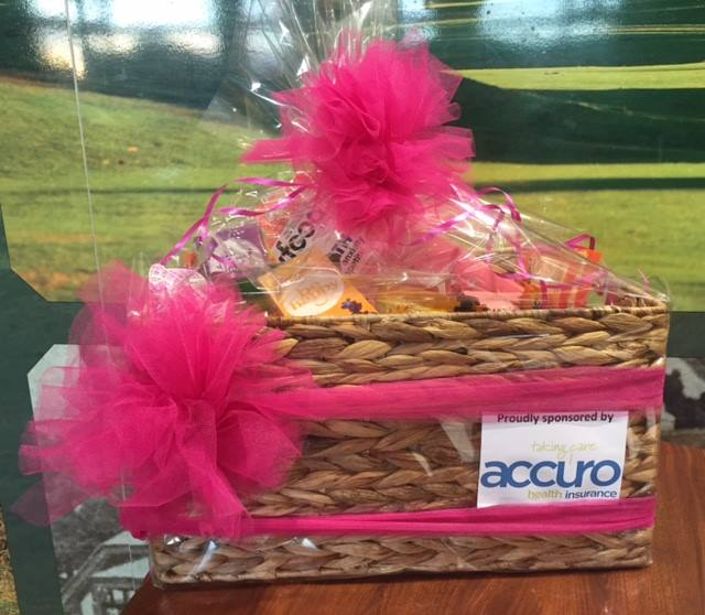 Accuro Health Insurance Gift Basket