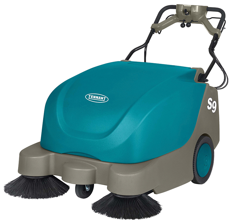 S9 Walk-Behind Sweeper