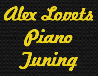 Alex's Piano Tuning Service