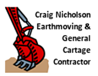 Craig Nicholson Earthmoving & General Cartage Contractor