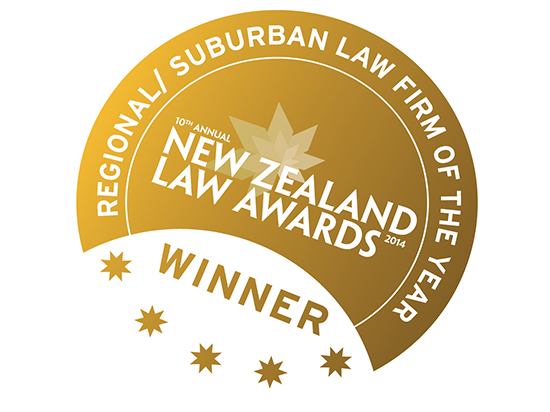 Regional Suburban Law Firm of the Year