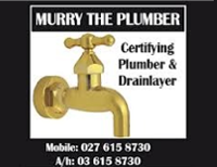 Murry The Plumber Ltd