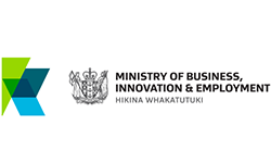 Ministry of Business , Innovation And Employment Logo