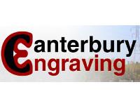Canterbury Engraving