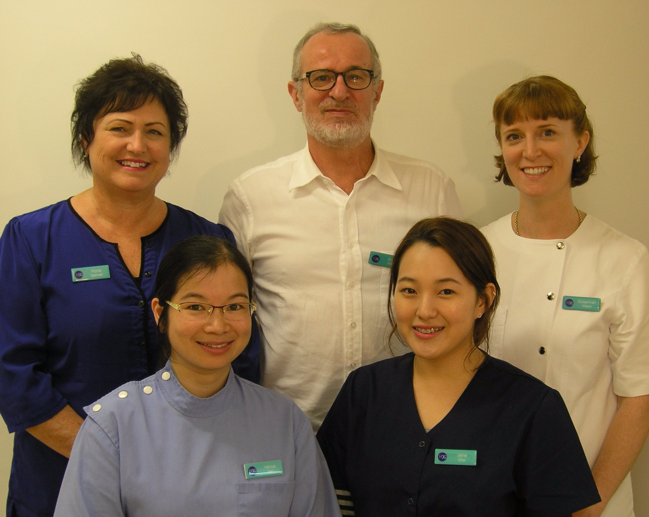Our friendly team of highly skilled and experienced dentists and dental hygienists.