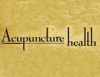 Acupuncture Health