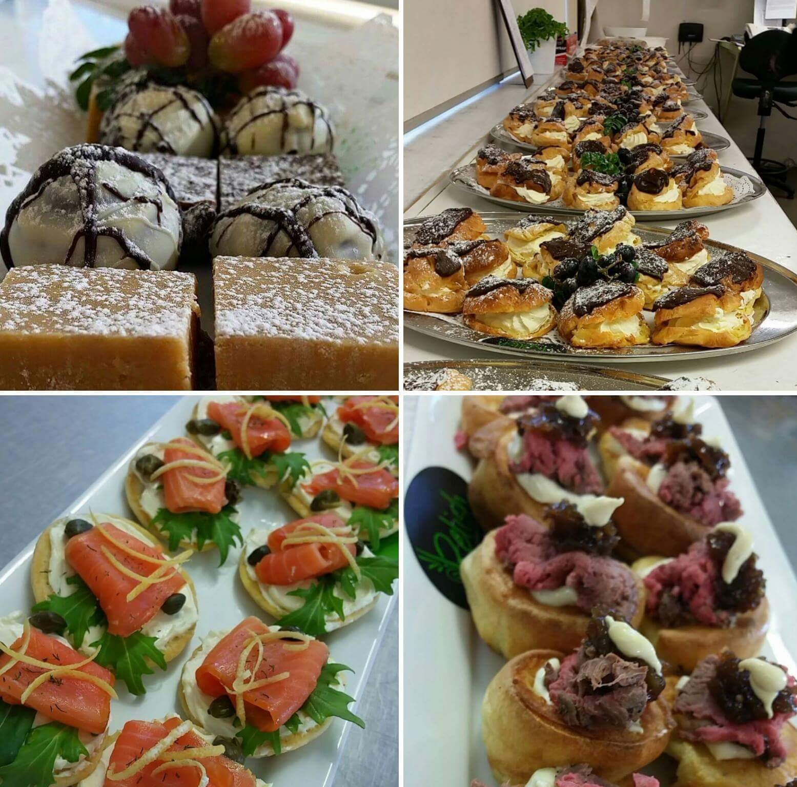 Sweet and Savoury
