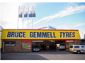 Bruce Gemmell Tyres - Spinning Around Quality