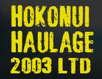 Hokonui Haulage (2003) Ltd