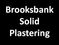 Brooksbank Solid Plastering