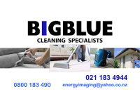 Big Blue Carpet Cleaning