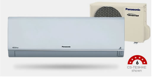 Panasonic Heat Pump and Inverter