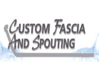 Continuous Spouting - Custom Fascia