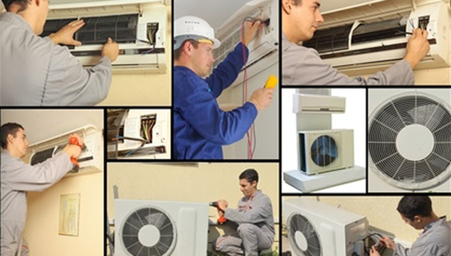 Heat Pump Servicing Stages