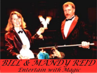 Bill & Mandy Reid - Entertain with Magic