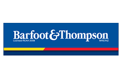 Barfoot & Thompson Ltd MREINZ Logo