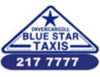 Blue Star Taxis Invercargill Ltd