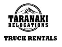 Taranaki Relocations Truck Rentals