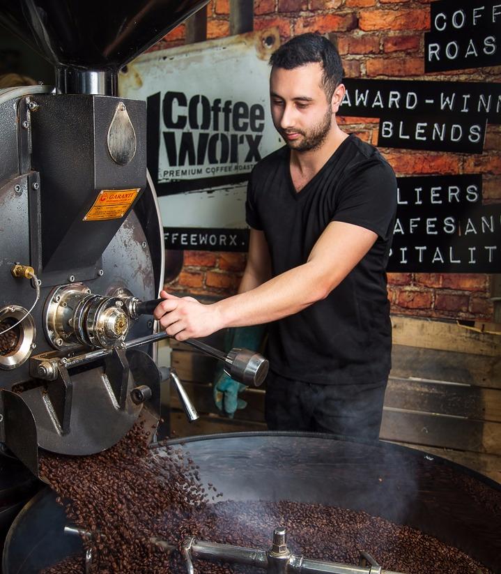Fresh Roasted Premium Award Winning Coffee