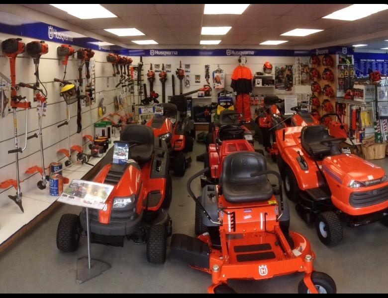 Albany Mowers & Machinery