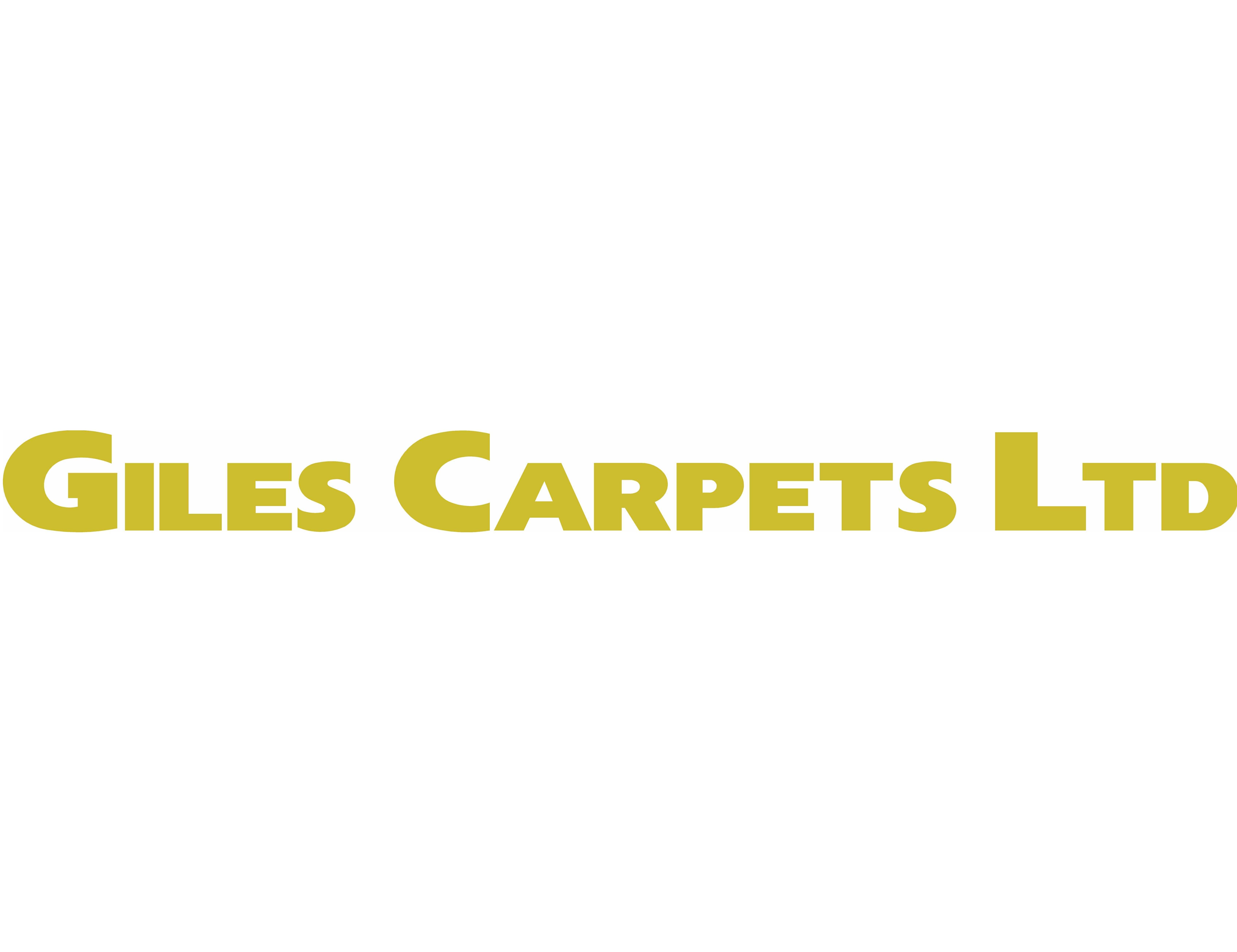 [Giles Carpets Ltd]