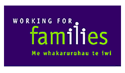Working for Families Logo
