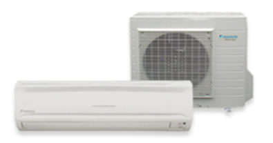 Daikin Heat Pump and Inverter