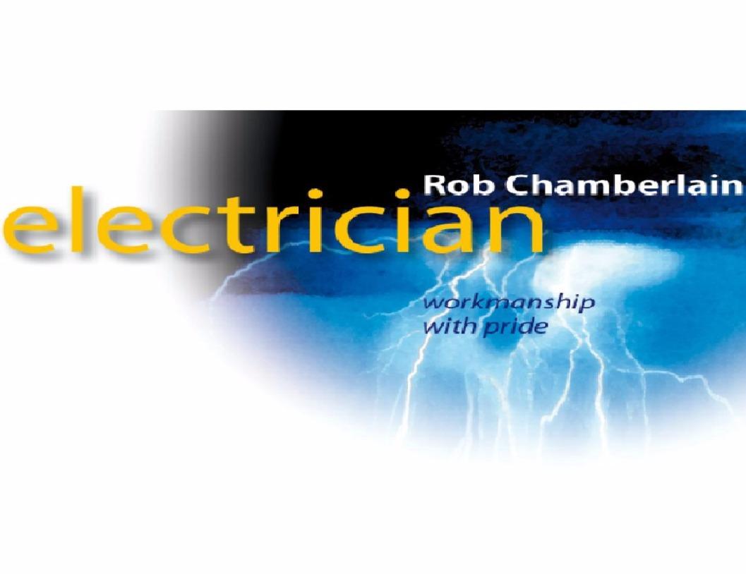 Chamberlain ROB Electrician