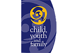 Child , Youth and Family Logo