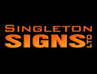 Singleton Signs