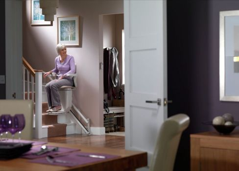 Home Mobility Stairlifts